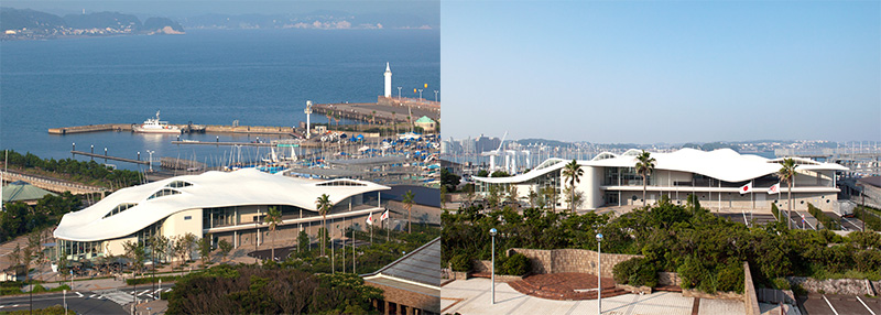 江ノ島 湘南港<br>ヨットハウス