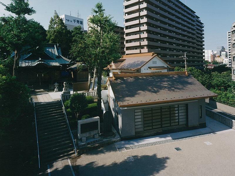鹿島神社社務所