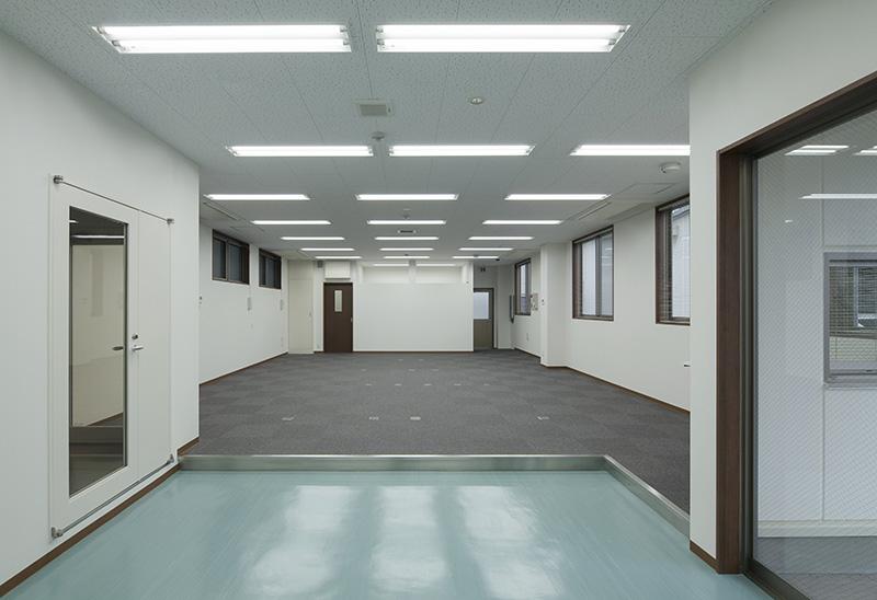 日本電子工業<br>相模原工場事務所