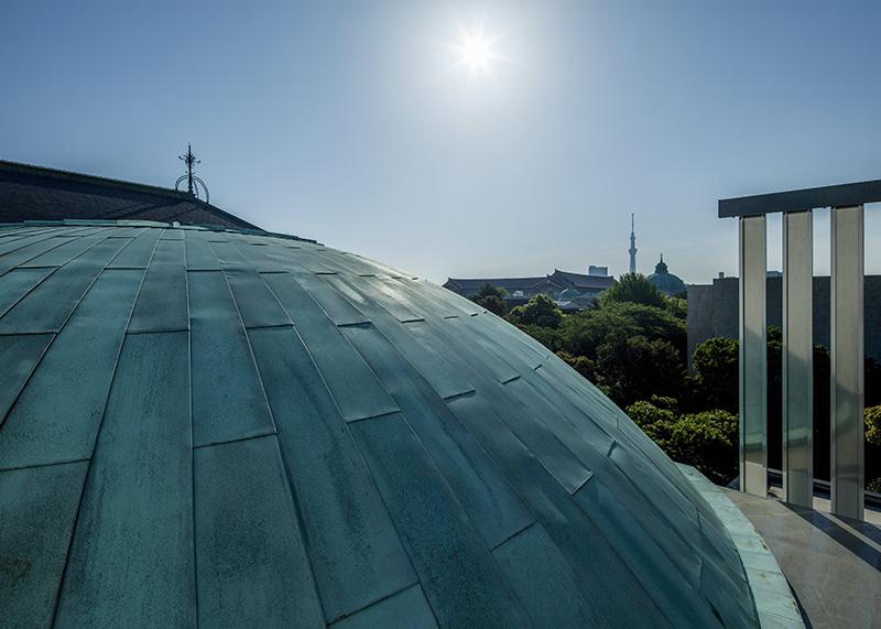 東京藝術大学<br>産学官連携棟