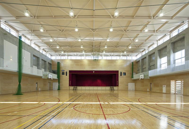 学校法人柏木学園<br>総合体育館