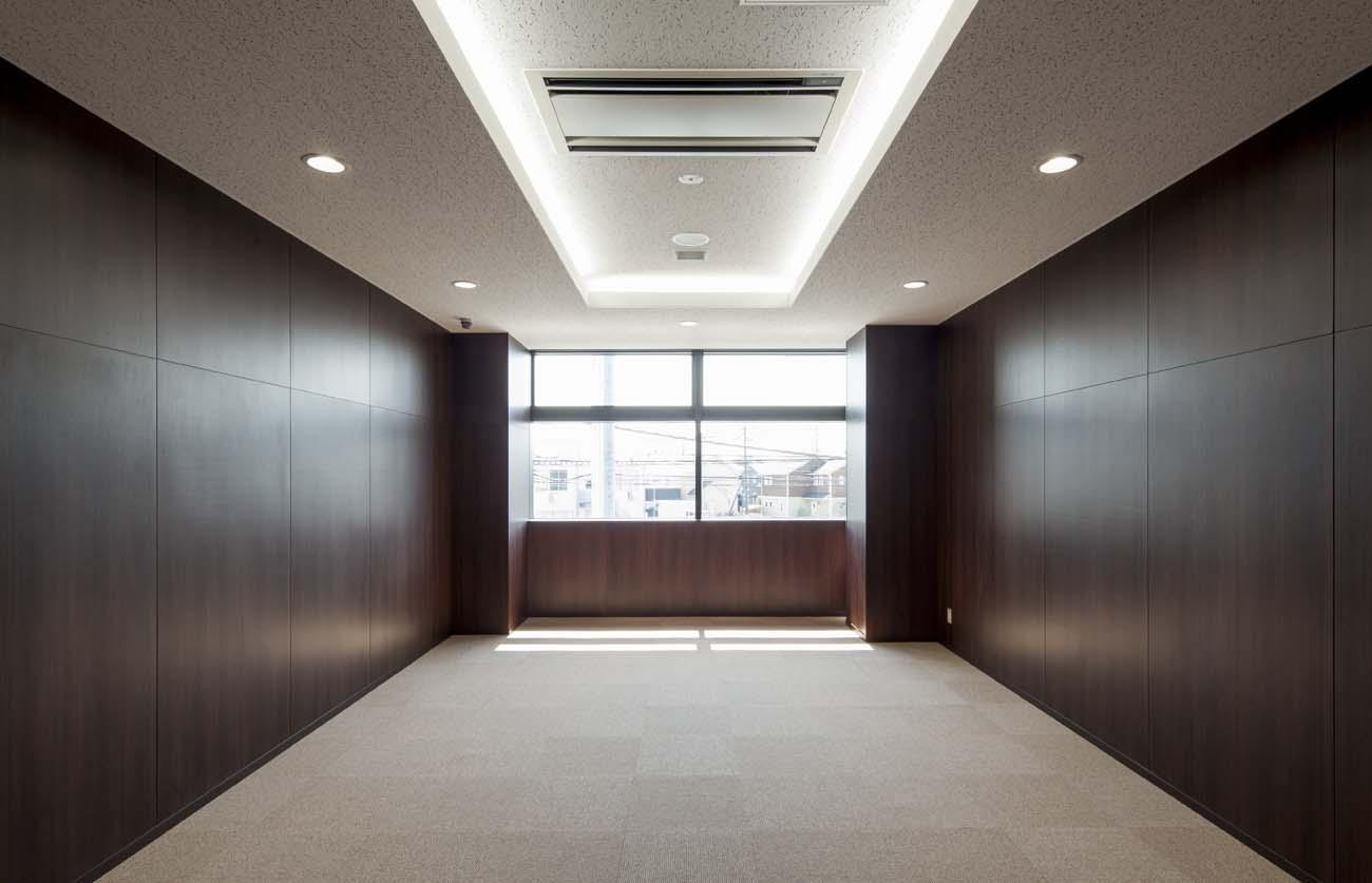 HKT新社屋
